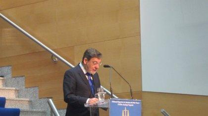 """El presidente del TSJ vasco dice que """"invocar el derecho a decidir resulta incompatible"""" con la legalidad"""