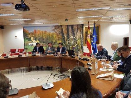 """El Otoño Mágico en el Ambroz se presenta en Madrid como """"puerta de entrada"""" a Extremadura esta temporada"""