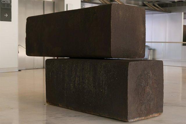 El Museo de Bellas Artes de Bilbao recibe en donación la escultura 'Bilbao'  de Richard Serra