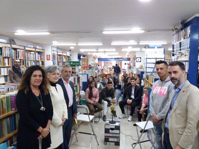 Las librerías de Sevilla celebrarán su día con diversas actividades