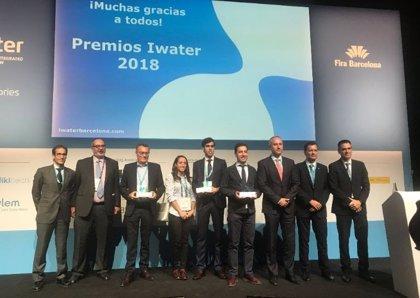 Sofrel Lacroix, Contazara y Socamex, Premios Iwater 2018