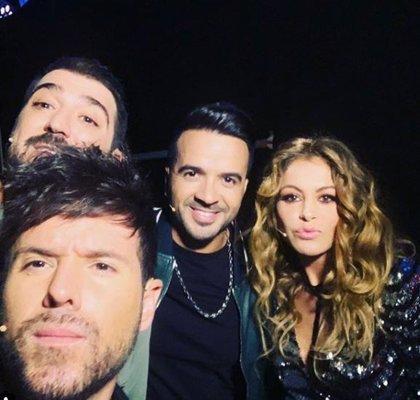 Pablo López invita a Cami Gallardo y a Luis Fonsi a su abarrotado concierto en Madrid