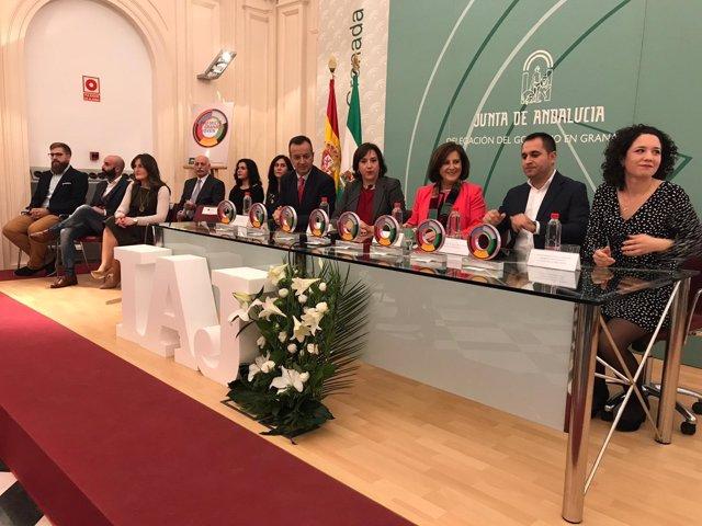 Premios Granada Joven 2018