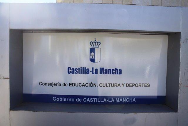 Conserjería de Educación, Cultura y Deportes