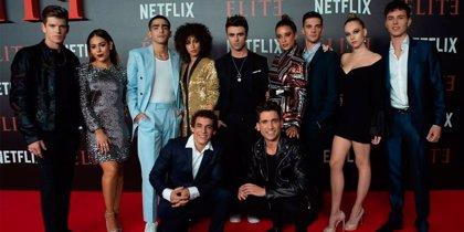 Los jóvenes actores de la serie 'Élite' recibirán el premio Orden de Toledo del Festival CiBRA