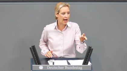 La Fiscalía de Costanza (Alemania) investigará a la presidenca del grupo parlamentario del AfD por donaciones dudosas