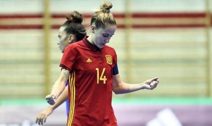 España cae con Rusia en un amistoso preparatorio para el Europeo femenino