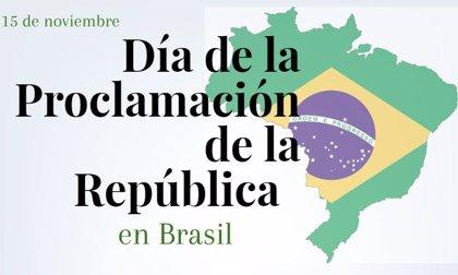 15 de noviembre: Día de la Proclamación de la República en Brasil, ¿conoces qué ocurrió este día?
