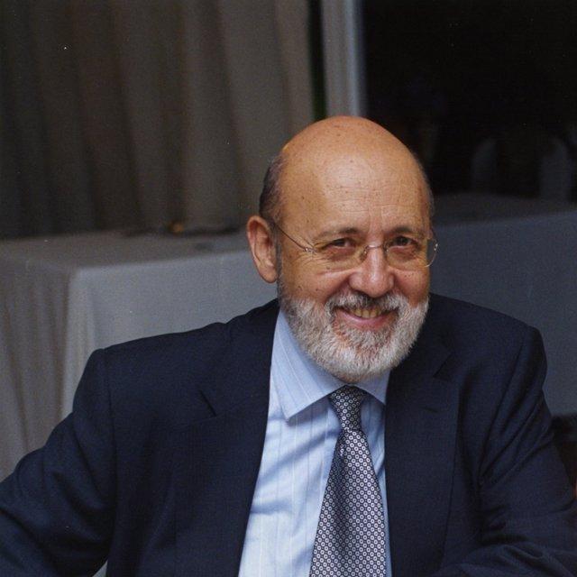 José Félix Tezanos, actual presidente de la Fundación Pablo Iglesias