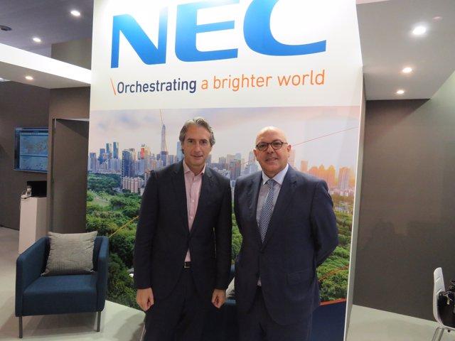 Acuerdo entre NEC e Íñigo de la Serna