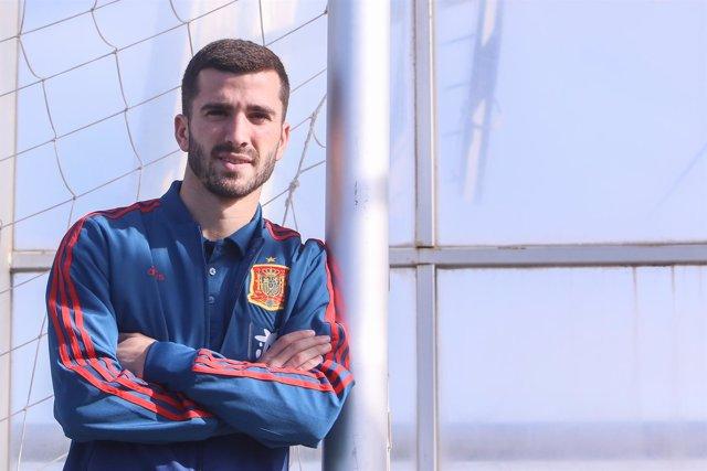 Entrevista de Europa Press al jugador Jordi Gayà