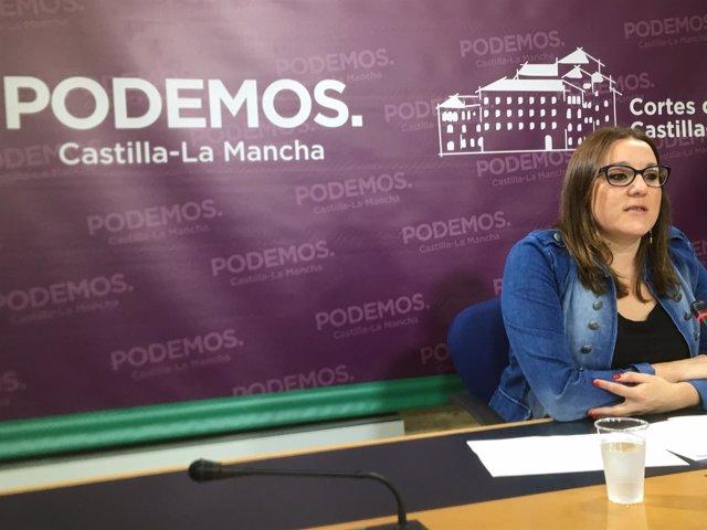 La Diputada María Díaz