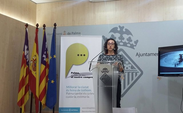Joana Maria Adrover, regidora de Turismo