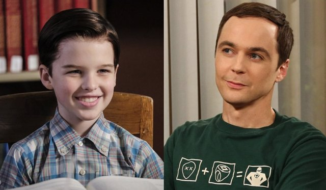 The Big Bang Theory y El joven Sheldon