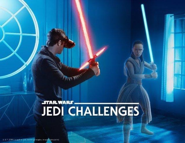 Actualización Dark Side de Star Wars: Desafíos Jedi
