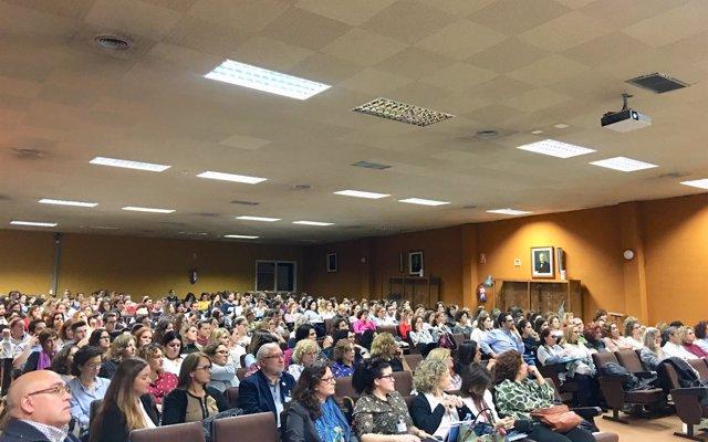 Los hospitales públicos de Málaga celebran una jornada sobre Lesiones por Presión y Heridas con más de 250 participantes