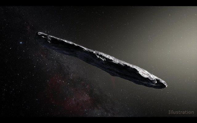 Nuevas revelaciones sobre Oumuamua y su no detección en infrarrojo