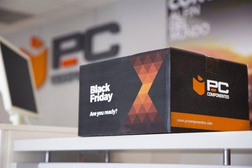Black Friday en PcComponentes