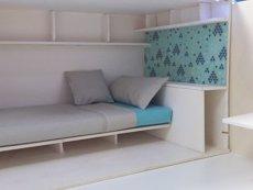 Els promotors dels pisos rusc presenten al·legacions per continuar les obres precintades a Barcelona (Europa Press)