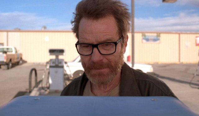 Walter White en Breaking Bad