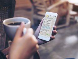 Vueling integra Whatsapp Business en la seva aplicació mòbil (VUELING)