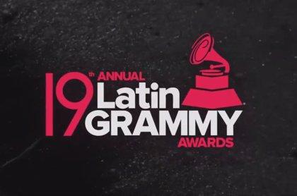 Conoce todos los detalles de los Grammy Latinos 2018