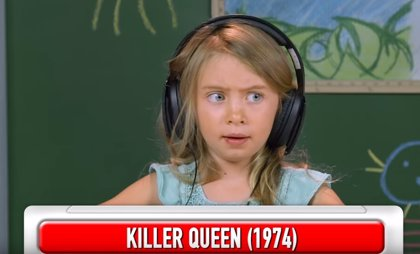 VÍDEO: Así reaccionan los niños al escuchar a Queen por primera vez