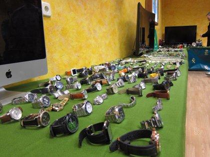 Desarticulado una grupo de 'lanzas' chilenos tras cometer 41 robos en varias provincias españolas