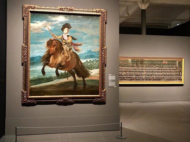 Exposición 'Velázquez y el Siglo de Oro'