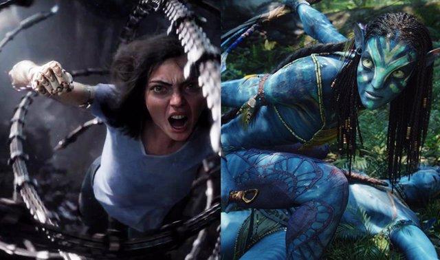 Alita y Avatar