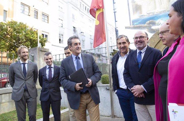 Martín y su equipo PGC 2019