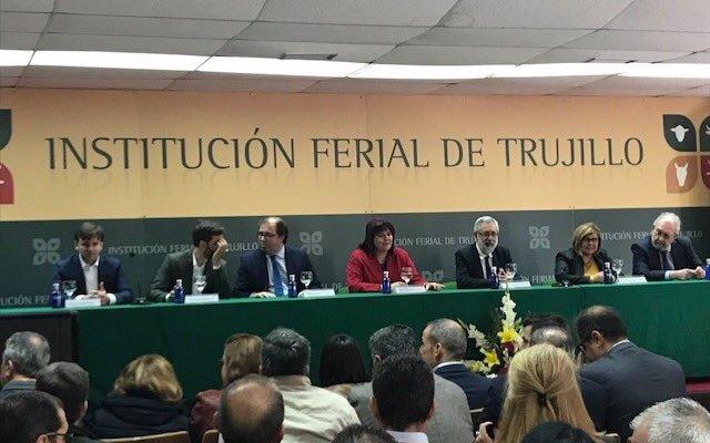 Arranca la XXXV Feria Agroganadera de Trujillo, que este año reúne más de mil cabezas de ganado