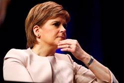 Sturgeon diu que el Brexit reforça la causa de la independència d'Escòcia i que convocarà una altra consulta (REUTERS / RUSSELL CHEYNE - Archivo)