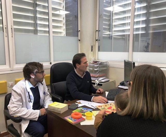 Telemedicina de neuropediatría del Macarena