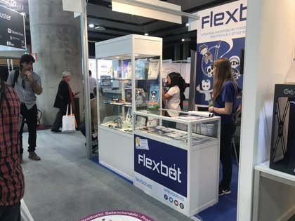 La feria SIMO EDUCACIÓN 2018 premia a Atlantic Devices Post Print y Flexbot por sus productos de innovación tecnológica