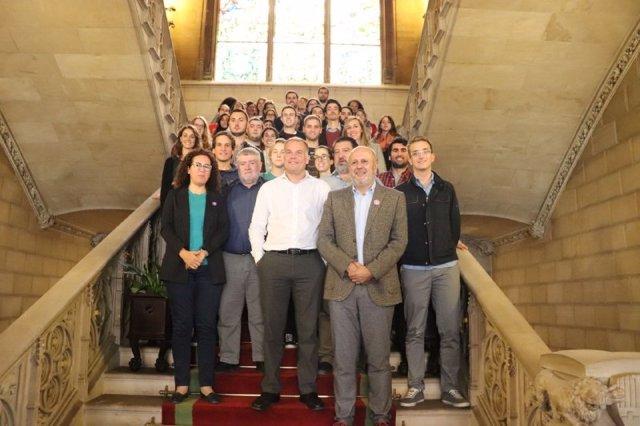 El Consell da la bienvenida a los nuevos trabajadores del programa 'SOIB Jove-Qualificats Entitats Locals 2018'