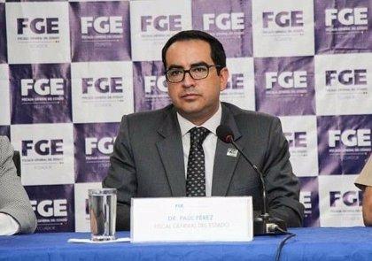 Renuncia el fiscal general de Ecuador Raúl Perez Reina