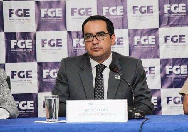 Fiscal General de Ecuador