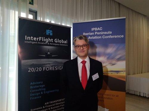 Olivier Poncent, socio de Air City Madrid Sur