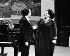 El Palau de la Música homenatjarà Montserrat Caballé el dilluns vinent (PALAU DE LA MÚSICA)