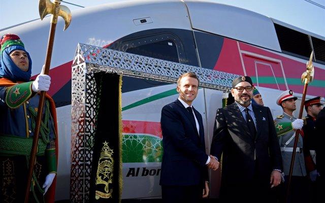 Inaugurada en Marruecos la línea de tren de alta velocidad más rápida de África