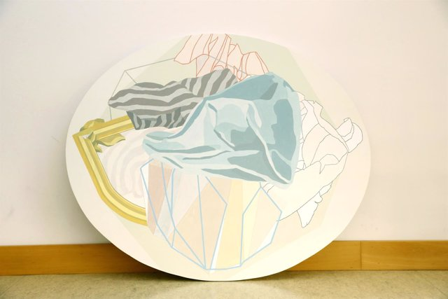Obra ganadora Premio Artes Plásticas Cristina del Campo