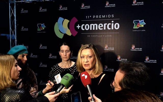 Del Olmo pide la implicación de Gobierno y empresarios para la reindustrialización de las comarcas mineras