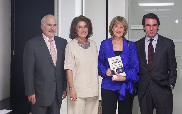 Aznar ve a Venezuela como 'la nueva Cuba': 'Cada día que Maduro está en el poder, es más tiempo que se va a quedar'