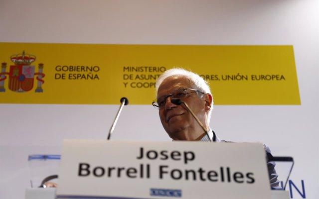 Borrell defiende que se ha llegado a 'un buen acuerdo' sobre el Brexit