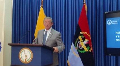 La Justicia ecuatoriana procesa a 41 militares por narcotráfico y robo de municiones