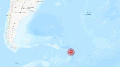 Un sismo de magnitud 6,3 sacude el sur de Argentina