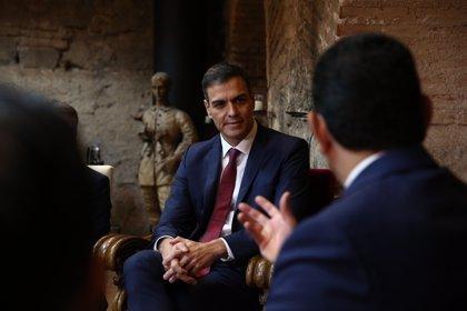 Pedro Sánchez y Grynspan lanzan un nuevo programa de becas iberoamericanas