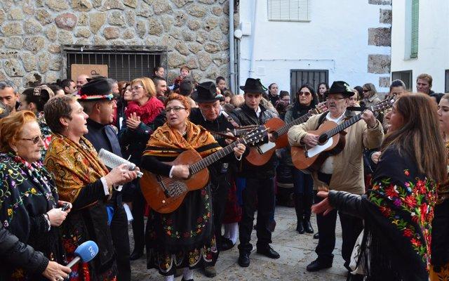 La 'Toñá Piornaliega' centra las actividades de este fin de semana en la Otoñada 2018 del Valle del Jerte