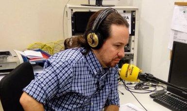 Iglesias creu que les eleccions generals podrien avançar-se abans de les municipals (Europa Press)